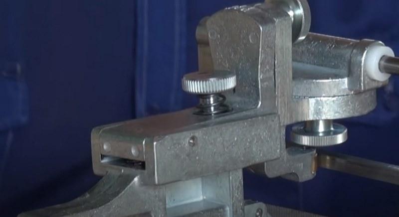 Как на станке для заточки цепи отрегулировать глубину пропила